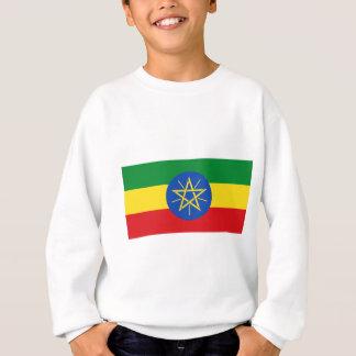 Low Cost! Ethiopia Flag Sweatshirt
