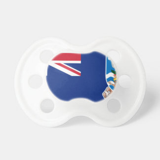 Low Cost! Falkland Islands Flag Pacifier