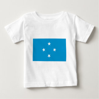 Low Cost! Federated States of Micronesia Flag Baby T-Shirt