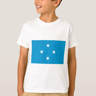 Low Cost! Federated States of Micronesia Flag T-Shirt