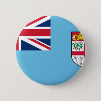 Low Cost! Fiji Flag 2 Inch Round Button