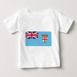 Low Cost! Fiji Flag Baby T-Shirt