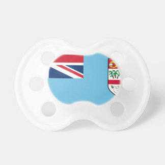 Low Cost! Fiji Flag Pacifier