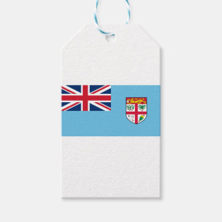 Low Cost! Fiji Flag Pack Of Gift Tags