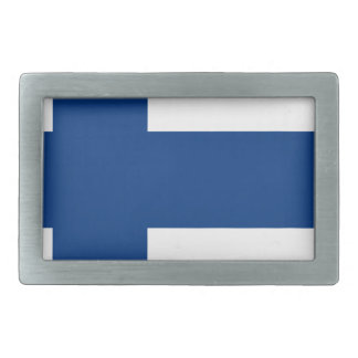 Low Cost! Finland Flag Belt Buckle