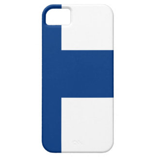 Low Cost! Finland Flag Case For The iPhone 5