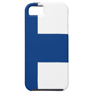 Low Cost! Finland Flag iPhone 5 Case