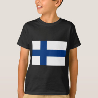 Low Cost! Finland Flag T-Shirt