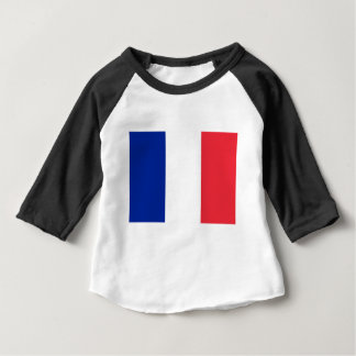 Low Cost! France Flag Baby T-Shirt