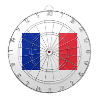 Low Cost! France Flag Dartboard With Darts