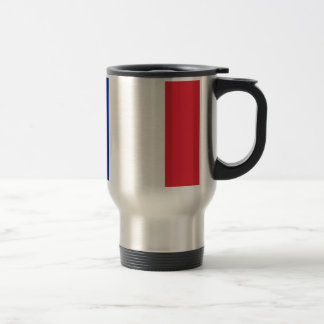 Low Cost! France Flag Travel Mug