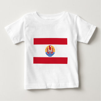 Low Cost! French Polynesia Flag Baby T-Shirt