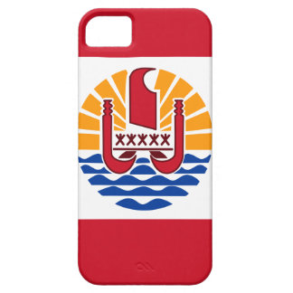 Low Cost! French Polynesia Flag Case For The iPhone 5