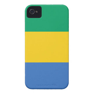 Low Cost! Gabon Flag iPhone 4 Case