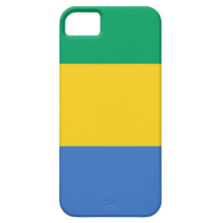 Low Cost! Gabon Flag iPhone 5 Cases