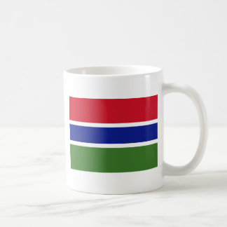 Low Cost! Gambia Flag Coffee Mug