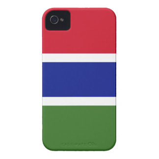 Low Cost! Gambia Flag iPhone 4 Cases