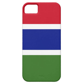 Low Cost! Gambia Flag iPhone 5 Cover