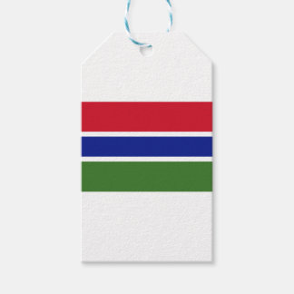 Low Cost! Gambia Flag Pack Of Gift Tags