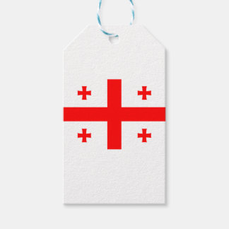 Low Cost! Georgia Flag Pack Of Gift Tags