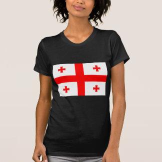 Low Cost! Georgia Flag T-Shirt