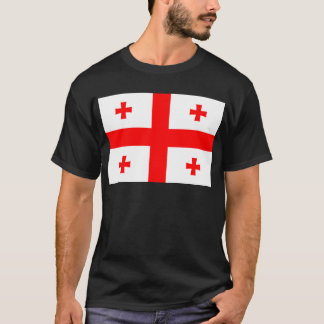 Low Cost! Georgia Flag T-Shirt