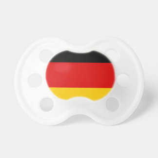 Low Cost! German Flag Pacifier