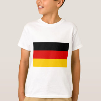 Low Cost! German Flag T-Shirt