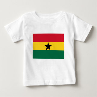 Low Cost! Ghana Flag Baby T-Shirt