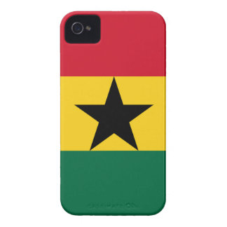 Low Cost! Ghana Flag iPhone 4 Case-Mate Cases