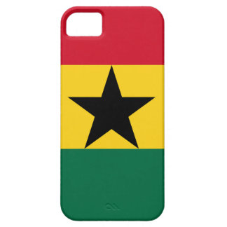 Low Cost! Ghana Flag iPhone 5 Case