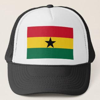 Low Cost! Ghana Flag Trucker Hat