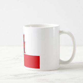 Low Cost! Gibraltar Flag Coffee Mug