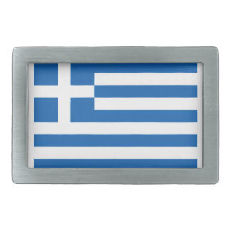 Low Cost! Greece Flag Belt Buckle