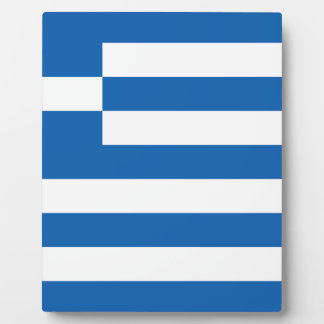 Low Cost! Greece Flag Plaque