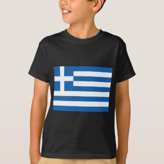 Low Cost! Greece Flag T-Shirt