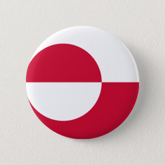 Low Cost! Greenland Flag 2 Inch Round Button