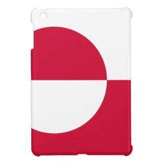 Low Cost! Greenland Flag iPad Mini Cases