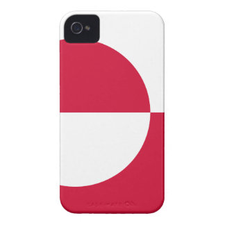 Low Cost! Greenland Flag iPhone 4 Cases