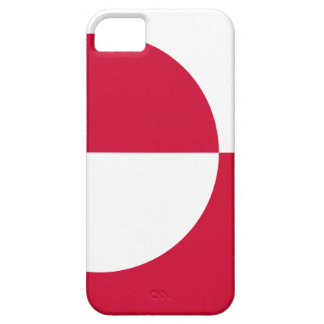 Low Cost! Greenland Flag iPhone 5 Case