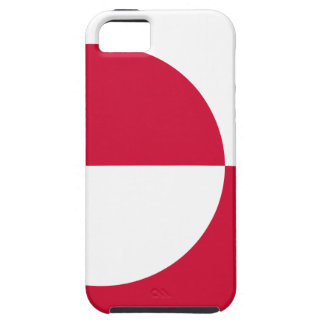 Low Cost! Greenland Flag iPhone 5 Cover