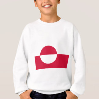 Low Cost! Greenland Flag Sweatshirt