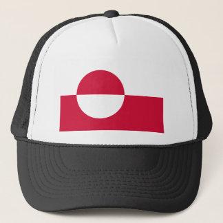 Low Cost! Greenland Flag Trucker Hat