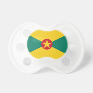 Low Cost! Grenada Flag Baby Pacifier