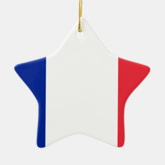 Low Cost! Guadeloupe Flag Ceramic Ornament