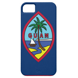Low Cost! Guam Flag iPhone 5 Cases