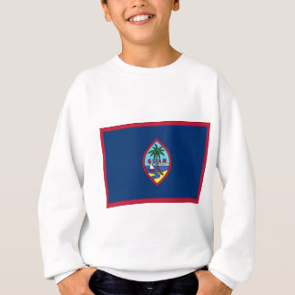 Low Cost! Guam Flag Sweatshirt