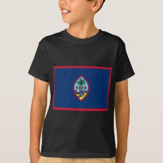 Low Cost! Guam Flag T-Shirt