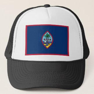 Low Cost! Guam Flag Trucker Hat