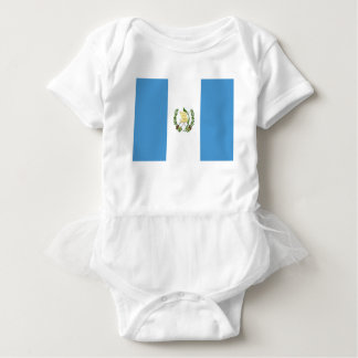 Low Cost! Guatemala Flag Baby Bodysuit